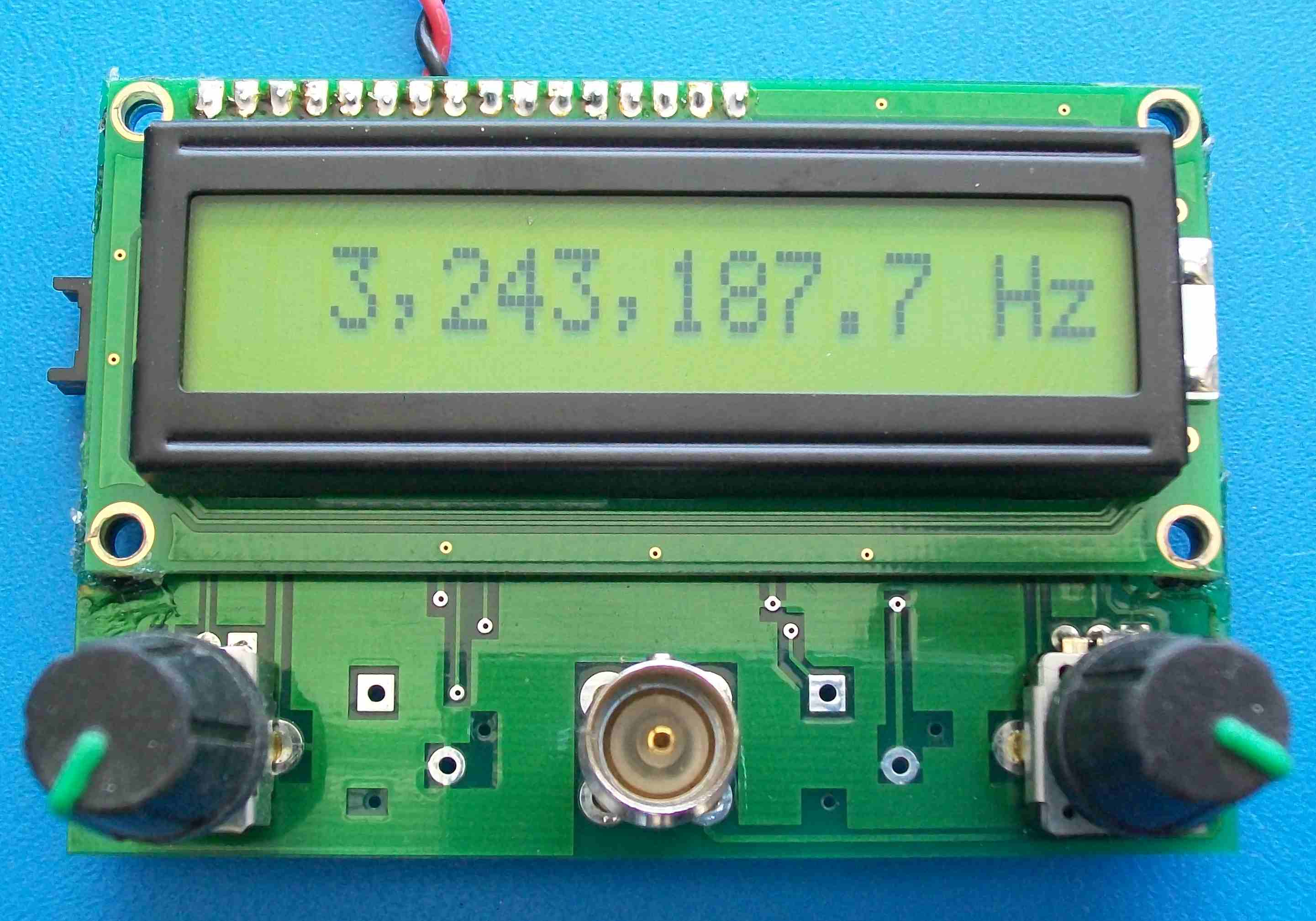 E1910 DDS Signal Generator | Locus Engineering Inc