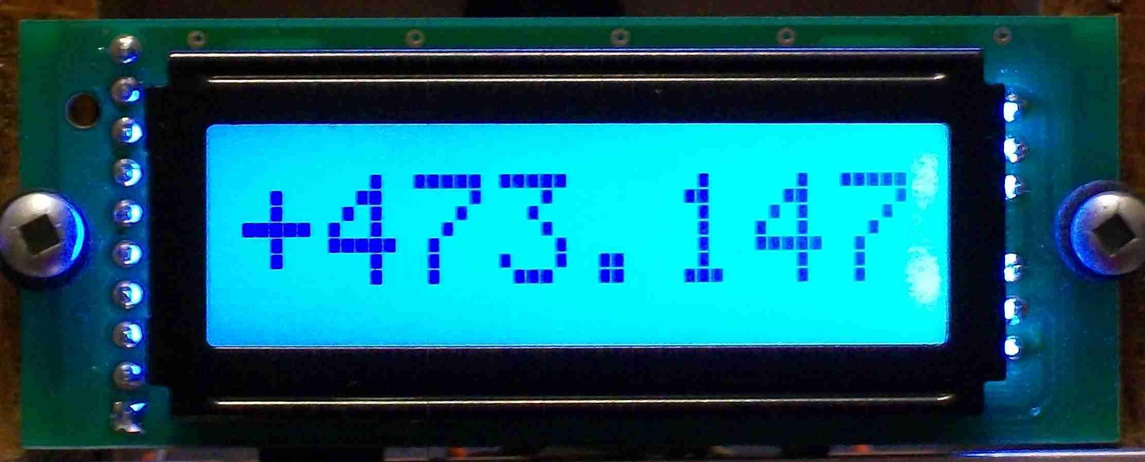 E2060D Programmable Endpoint DVM