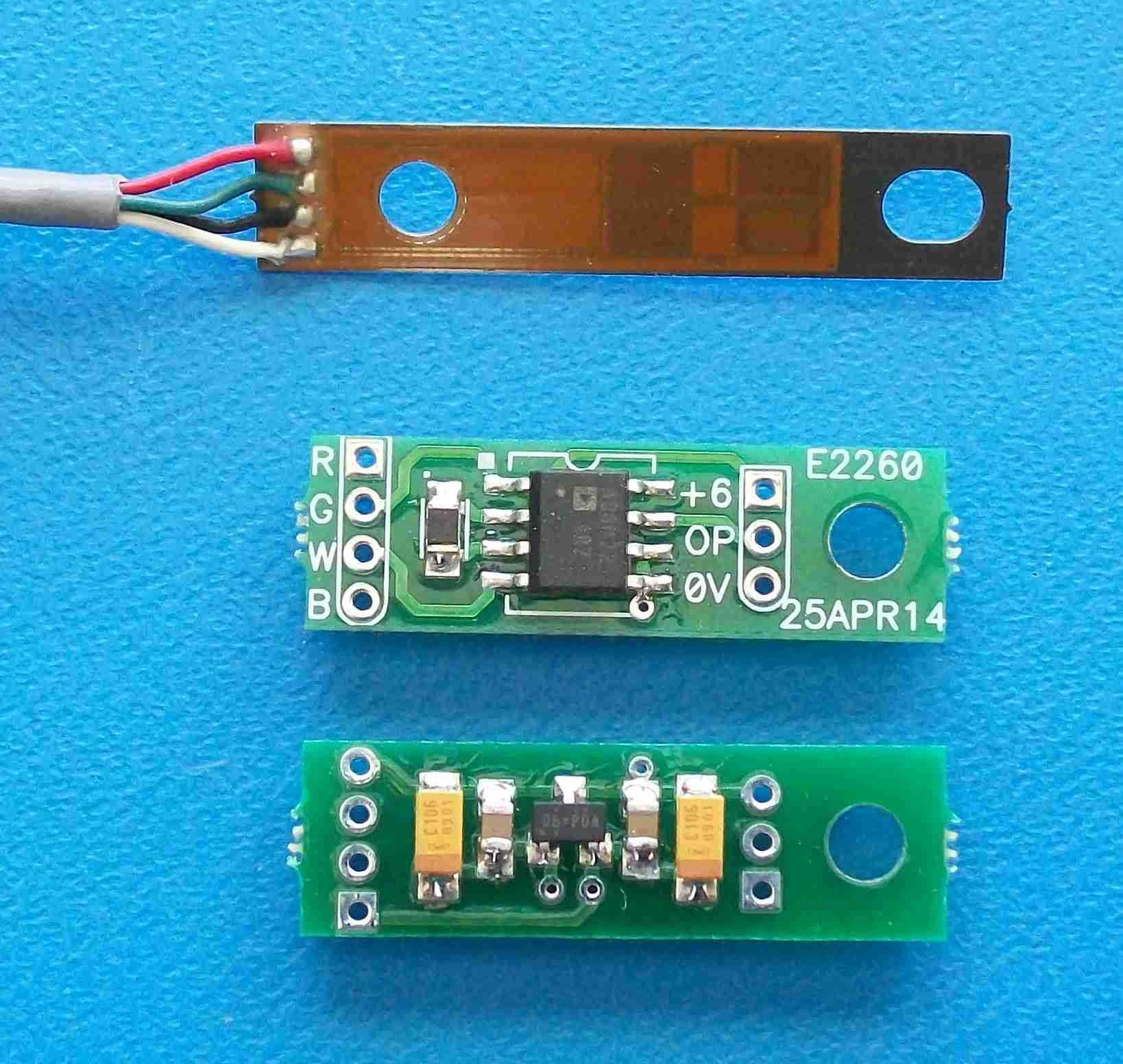 E2260 Strain Gauge Amplifier