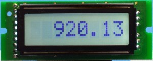 E2063 Frequency Display