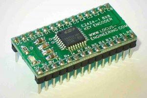 E2424-64-Key-Encoder